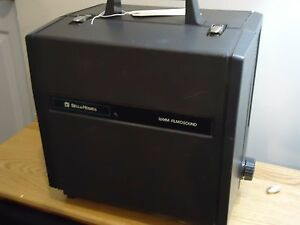 16mm bell howell 2585 auto load projector