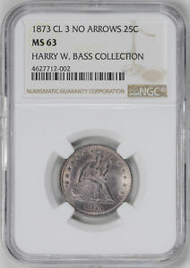 Click now to see the BUY IT NOW Price! 1873 LIBERTY SEATED 25C NGC MS 63