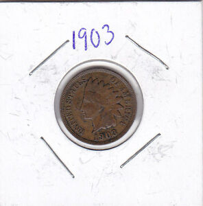 1903 INDIAN HEAD CENT  LIBERTY