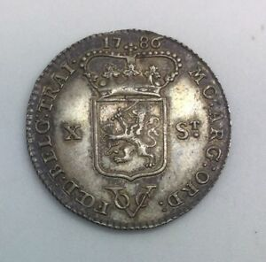 Click now to see the BUY IT NOW Price! 1786 NETHERLANDS EAST INDIES VOC 10 STUIVERS KM115 HIGH GRADE 1 YEAR TYPE NICE