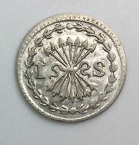 Click now to see the BUY IT NOW Price! 1764 HOLLAND  HOLLANDIA SILVER STUIVER   KM91  LUSTROUS COIN