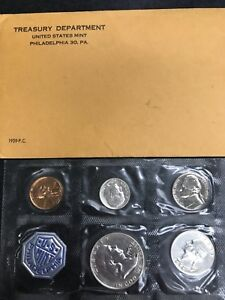 Click now to see the BUY IT NOW Price! 1959 UNITED STATES PROOF MINT SET  C 636