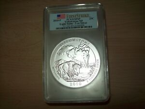 Click now to see the BUY IT NOW Price! 2010 P AMERICA THE BEAU. ATB 5 OZ YELLOWSTONE PCGS SP69 FS LIGHT SATIN