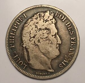 Click now to see the BUY IT NOW Price! 1841W FRANCE 5 FRANCS LILLE MINT 0.900 SILVER LOUIS PHILIPPE KM 749.13 F