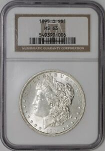 Click now to see the BUY IT NOW Price! 1895 O MORGAN DOLLAR $ 938197 15 MS63 NGC