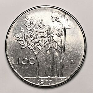 Click now to see the BUY IT NOW Price! 1977 ITALY 100 LIRE