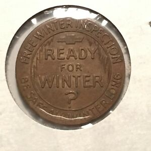 Click now to see the BUY IT NOW Price! CHEVROLET PROMOTIONAL AND ADVERTISING TOKEN