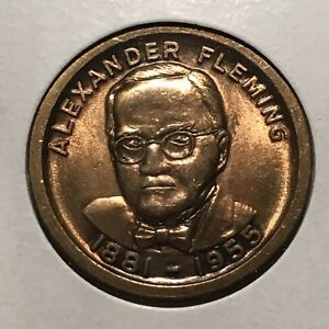 Click now to see the BUY IT NOW Price! ALEANDER FLEMING 1881 1955 DISCOVERED PENNICILLIN