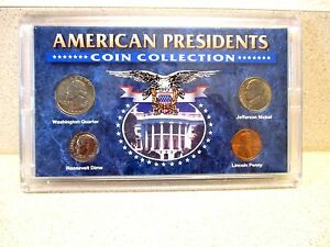 AMERICAN PRESIDENTS COIN COLLECTION  LOT JL338
