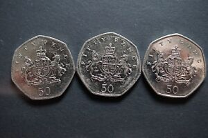 3  2013  50P COIN  100TH ANNIVERSARY OF THE BIRTH OF CHRISTOPHER IRONSIDE