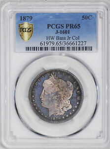 Click now to see the BUY IT NOW Price! 1879 50C J 1601 PCGS PR 65
