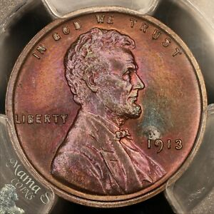 Click now to see the BUY IT NOW Price! 1913 1C PR GENUINE MPL PCGS MATTE PROOF LINCOLN CENT WHEAT PENNY UNC DETAILS