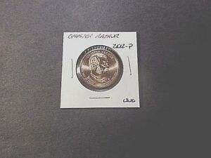 2012 P CHESTER ARTHUR PRESIDENTIAL DOLLAR TAKEN OUT OF A MINT ROLL