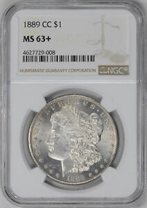 Click now to see the BUY IT NOW Price! 1889 CC MORGAN S$1 NGC MS 63