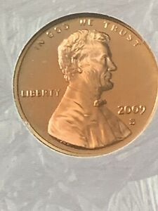 2009 S LINCOLN MEMORIAL CENT