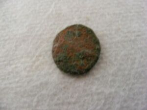 ANCIENT ROMAN IMPERIAL COIN 2ND/3RD CENTURY AD DIG FIND YORKSHIRE