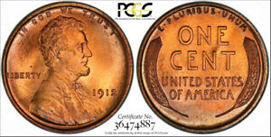 Click now to see the BUY IT NOW Price! 1912   PCGS MS67 RD RED