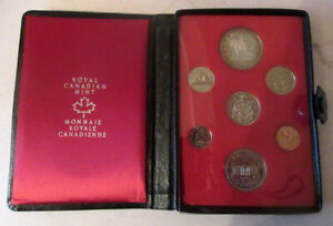 CANADA 1973 DOUBLE DOLLAR   1 SILVER PROOF SET ROYAL CANADIAN MINT WITH COA