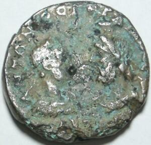 238 44 AD ANCIENT ROMAN ODESSUS IN MOESIA OR THRACE 26 OF GORDIAN III & SERAPIS