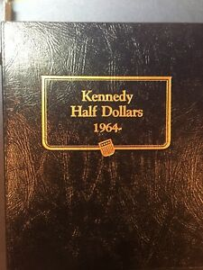 Click now to see the BUY IT NOW Price! KENNEDY HALF DOLLAR COLLECTION YEARS 1964   1993 80 COINS