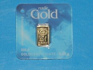 GOLD BAR SEALED W/HOLOGRAM LABEL IN PROTECTED HARD CARD