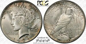 Click now to see the BUY IT NOW Price! 1934 PEACE DOLLAR PCGS MS66  STUNNING REGISTRY LEVEL PEACE $1  MS66 PLUS