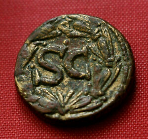 Click now to see the BUY IT NOW Price! GENUINE ROMAN COIN DOMITIAN AE26 ANTIOCH