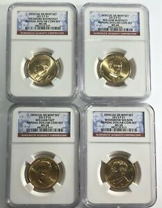 Click now to see the BUY IT NOW Price! 2013 P $1 NGC MS68 ANNUAL DOLLAR COIN SET TAFT MCKINLEY WILSON ROOSEVELT