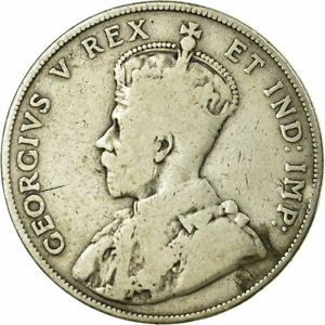 [688814] COIN CANADA GEORGE V 50 CENTS 1911 ROYAL CANADIAN MINT OTTAWA