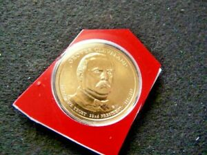 2012 D GROVER CLEVELAND PRESIDENTIAL DOLLAR 1ST & 2ND TERMS  F 5 19