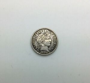 Click now to see the BUY IT NOW Price! 1897 S BARBER DIME BETTER GRADE COLLECTORS  COIN SHARP DEVICES FAIRLY ORIGINAL