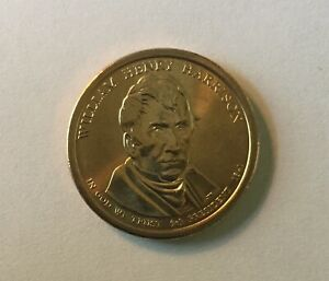 2009 D WILLIAM HENRY HARRISON UNCIRCULATED