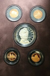 2009 ABRAHAM LINCOLN COIN AND CHRONICLE SET