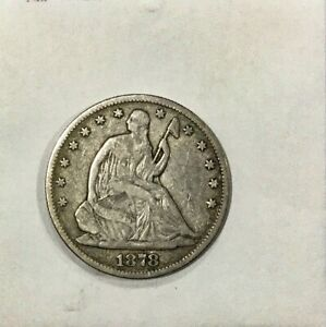 Click now to see the BUY IT NOW Price! 1878  HALF DOLLAR  DATE SHARP DETAILS SOME MARKS SCUFFS