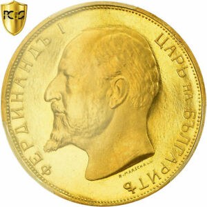 Click now to see the BUY IT NOW Price! [485290] COIN BULGARIA 100 LEVA 1912 RESTRIKE PCGS PR67CAM GOLD KM:34