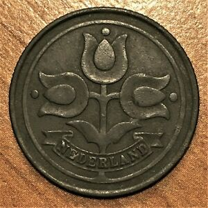 Click now to see the BUY IT NOW Price! 1942 NETHERLANDS 10 CENTS COIN WW2 GERMAN OCCUPATION KM 173 HIGH GRADE