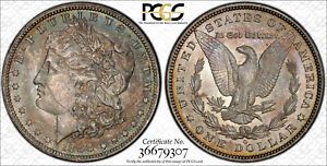 Click now to see the BUY IT NOW Price! 1888 O SCARFACE MORGAN DOLLAR   VAM 1B 4   PCGS MS 64 CAC   H10 FINAL DIE STATE