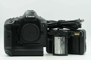 CANON EOS 1D X 18.1MP DIGITAL SLR CAMERA BODY 1DX                           492