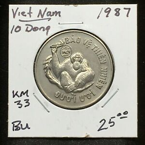 Click now to see the BUY IT NOW Price! VIET NAM VIETNAM 1987 10 DONG