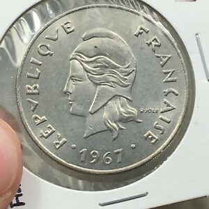 Click now to see the BUY IT NOW Price! NEW CALEDONIA 1967 50 FRANCS
