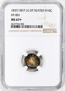 Click now to see the BUY IT NOW Price! 1837 LIBERTY SEATED H10C NGC MS 67