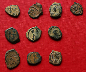 Click now to see the BUY IT NOW Price! GENUINE BYZANTINE 10 PENTANUMMIUM COINS 565   602 AD
