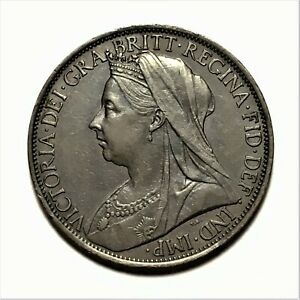 Click now to see the BUY IT NOW Price! 1898 GREAT BRITAIN PENNY QUEEN VICTORIA KM 790 XF  2658