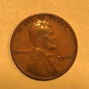 1925 US LINCOLN WHEAT PENNY FINISH YOUR BOOK WITH THIS CIRCULATED COIN