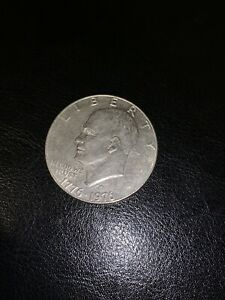 Click now to see the BUY IT NOW Price! 1976 EISENHOWER ONE DOLLAR COIN BICENTENNIAL