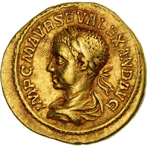 Click now to see the BUY IT NOW Price! [900022] COIN SEVERUS ALEXANDER QUINARIUS 224 AD ROMA LY