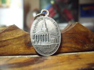 1816 ST. JOSEPH'S PROTO CATHEDRAL BARDSTOWN KENTUCKY MEDAL  ITALY