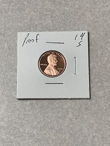2014 S PROOF LINCOLN SHIELD