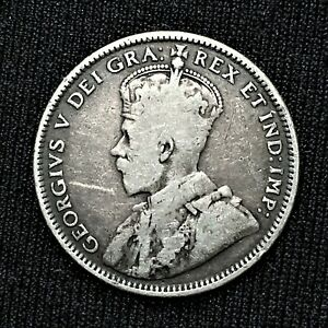 Click now to see the BUY IT NOW Price! 1912 CANADA NEWFOUNDLAND 20 CENTS KM 15 SILVER ONE YEAR ONLY ISSUE  COIN