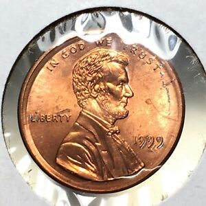 Click now to see the BUY IT NOW Price! 1999 1 MM PLUS BROADSTRUCK MINT ERROR CENT LINCOLN MEMORIAL 1C RED PENNY